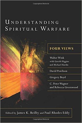 Den här boken illustrerar min poäng perfekt. Walter Wink är liberalteolog, men hans exegetiska grundarbete om de onda makterna är mycket berikande. Greg Boyd skjuter Bultmanns avmytologisering i sank med eftertryck i boken, och han tror på teistisk evolution.