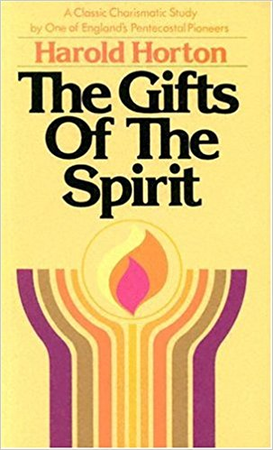 Bokomslag. the Gifts of the Spirit.
