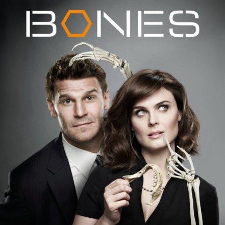 Bones, bild på huvudrollsinnehavarna